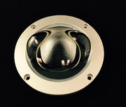 50x130° Asymmetric Street Light Glass Lens for COB LED