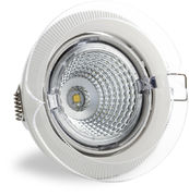 S102 4000K 40° 700lm LED Spot Light with White Cover