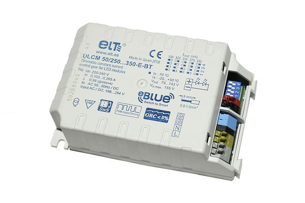 50W 250-350mA 75-143V Bluetooth Dimmable CC Driver