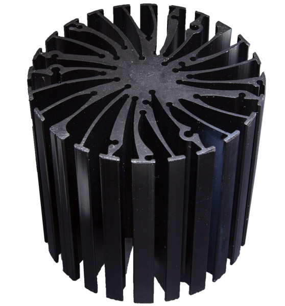 Ø86xH80 Heat Sink for COB LED