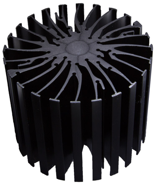 Ø99xH80 Heat Sink for COB LED