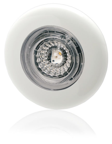 S10 3000K LED Spot with White Cover