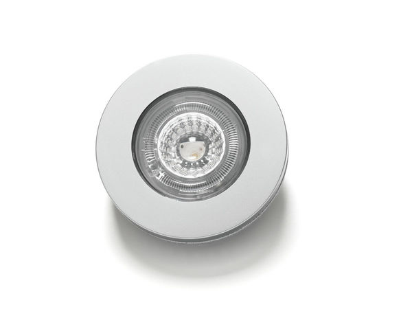 S22 3000K 120lm LED Spot with Silver Grey Cover